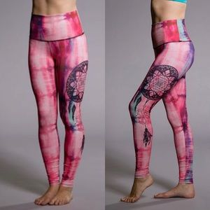 ONZIE High Waist Dream Leggings XS Dreamcatcher